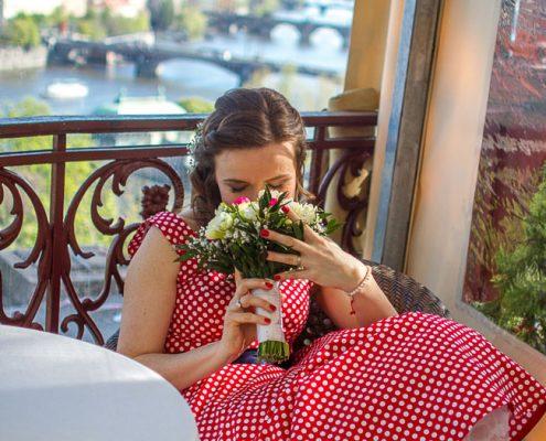 Hochzeitsfotografie Prag