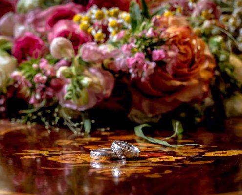 Hochzeitsfotografie Burghotel Falkenstein