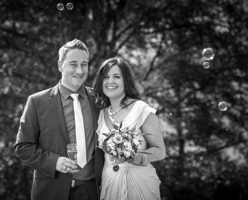 Hochzeitsfotografie Trachten