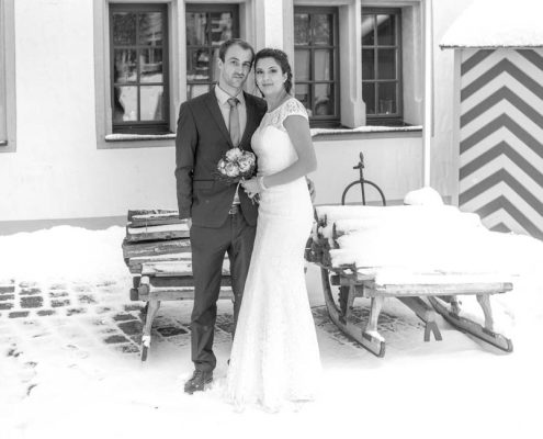 Hochzeitsfotografie Schloss Immenstadt