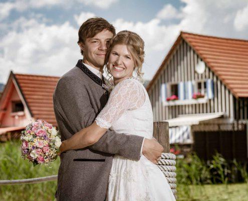 Hochzeit Alpsee